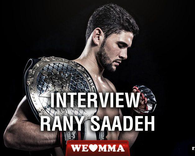 INTERVIEW: RANY SAADEH