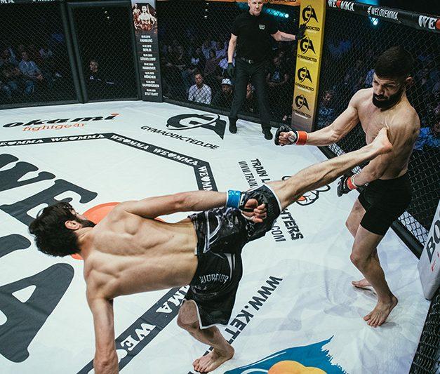 Zafer Nerginov vs Asad Shamilov