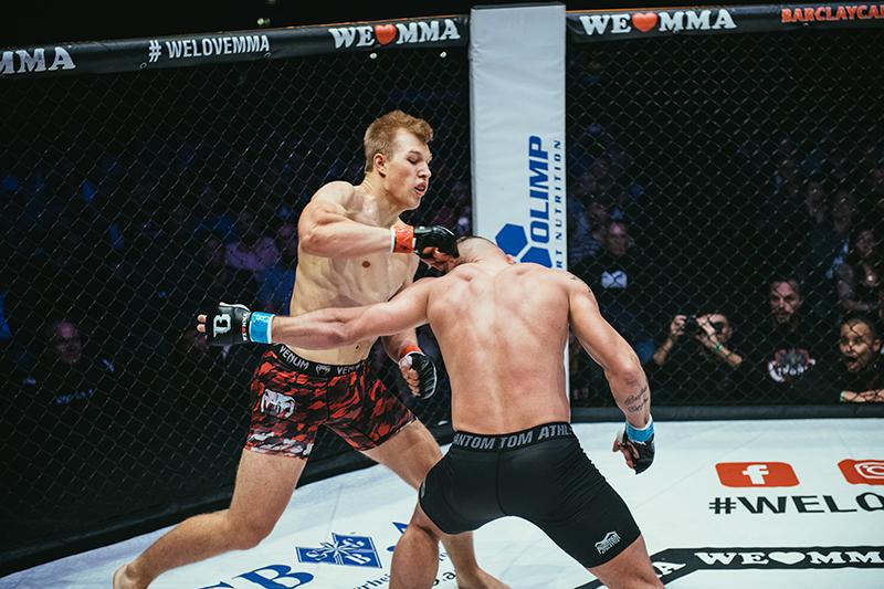 Enrico Muchorowski vs Peter Nyari